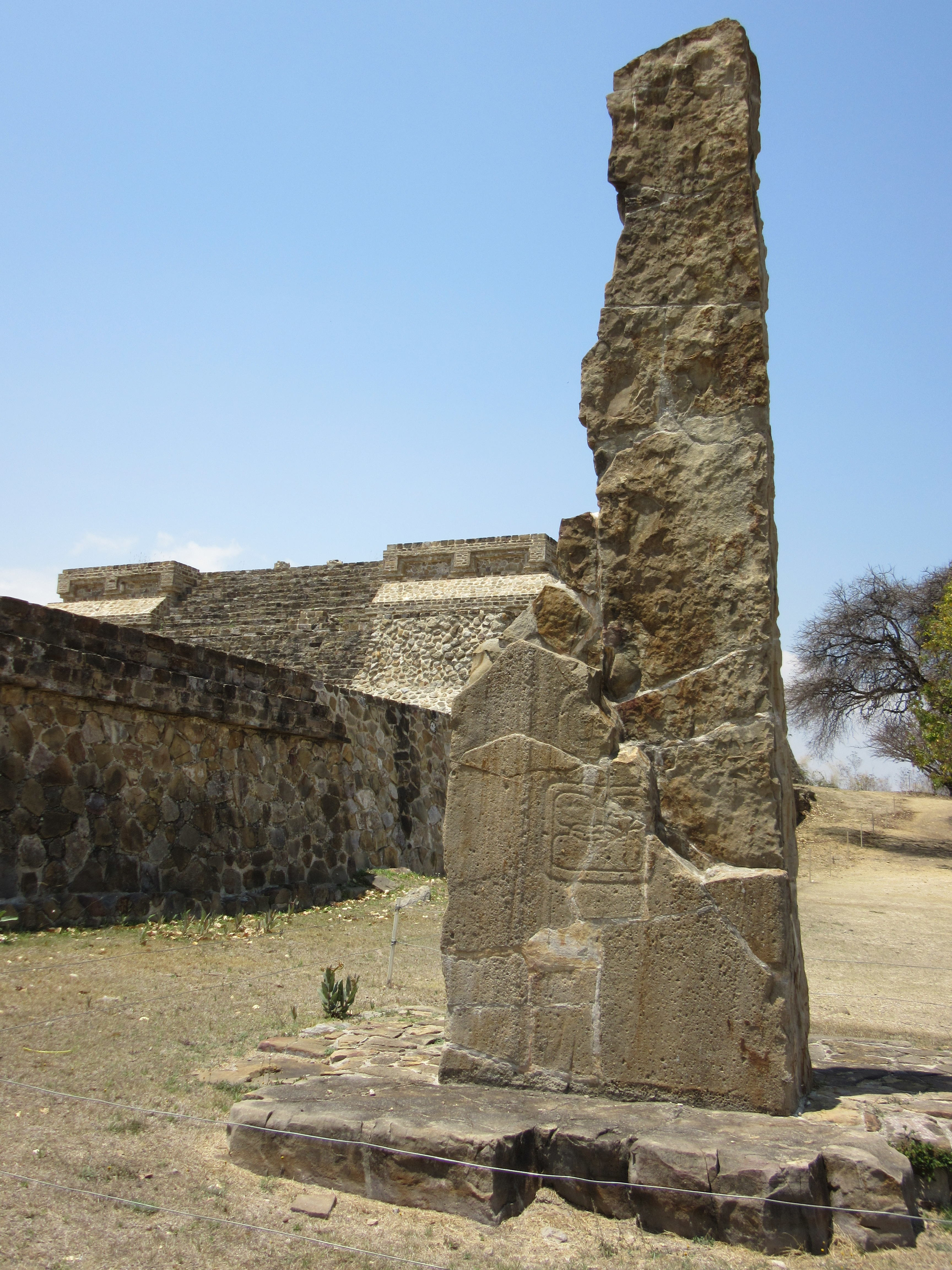 Stela 18 - also a solar observatory