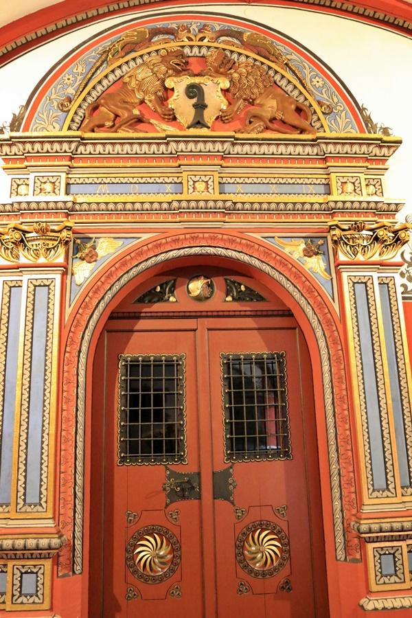 Basel. Town Hall