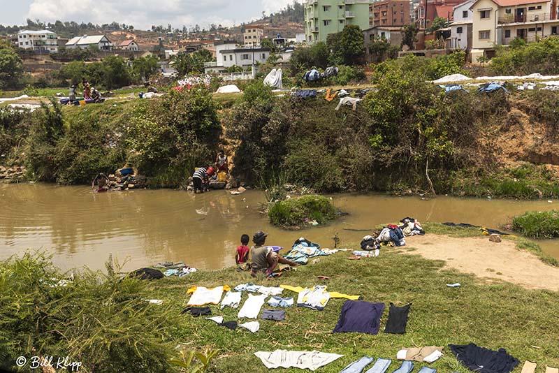 Laundry Time, Saha Village  1