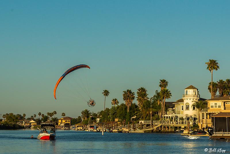 Paramotor, Paraglider, Discovery Bay Photos by Bill Klipp