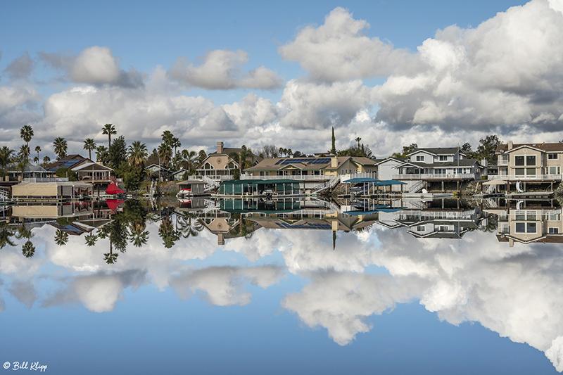 Cloud Reflections, Delta Wanderings, Discovery Bay Photos by Bill Klipp