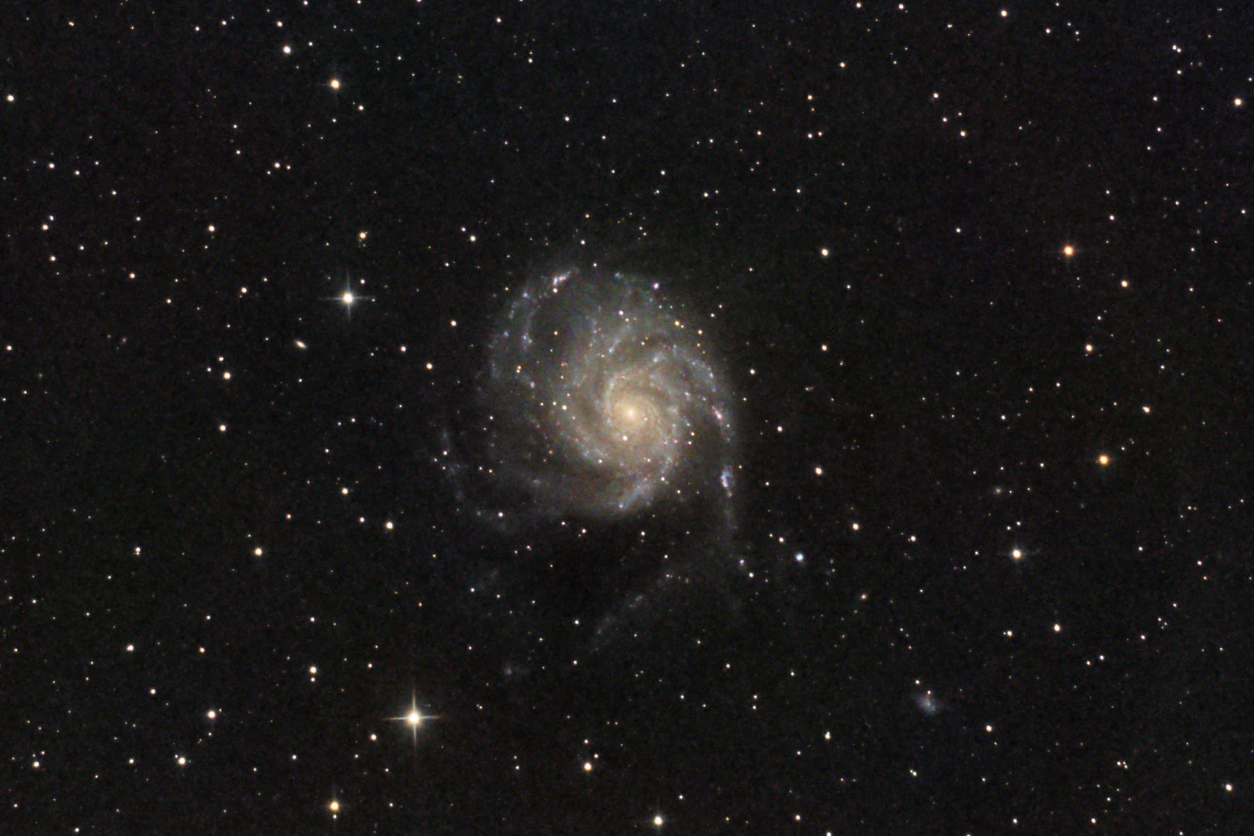 M101 again