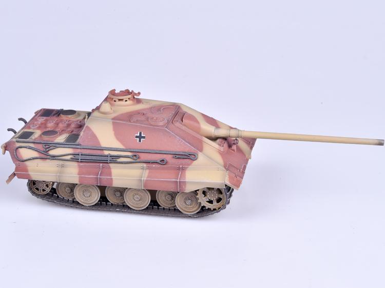 Modelcollect 1//72 Jagdpanzer alemán E-50 de la segunda guerra mundial con pistola 105mm 1946 AS72132