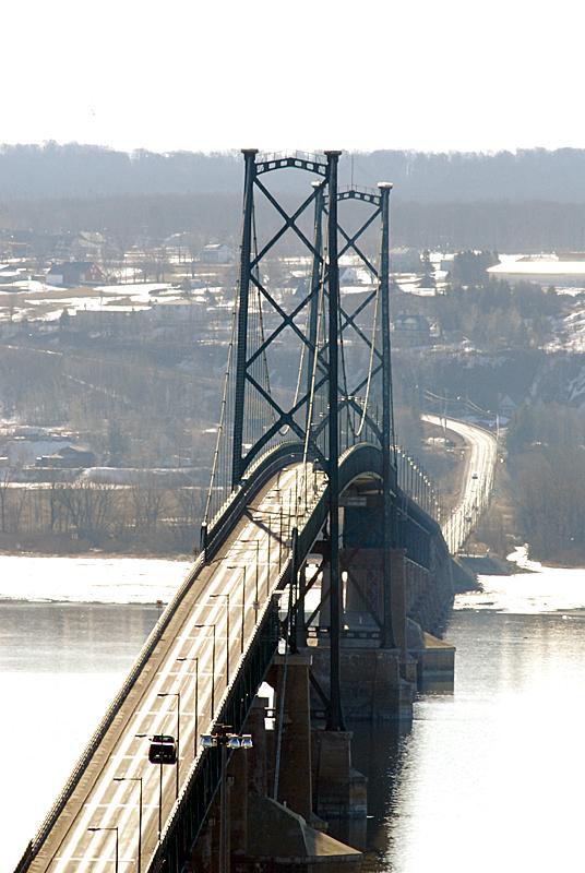 le pont de lîle dOrléans