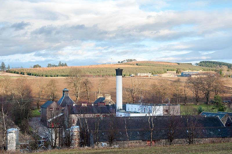 18th February 2019 <br> Glen Dronach distillery