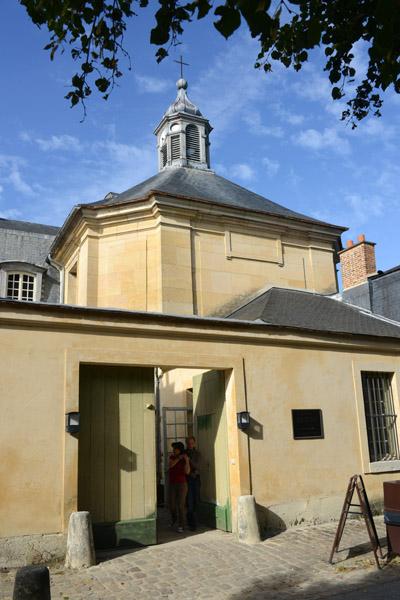 Chapel, Petit Trianon, Versailles