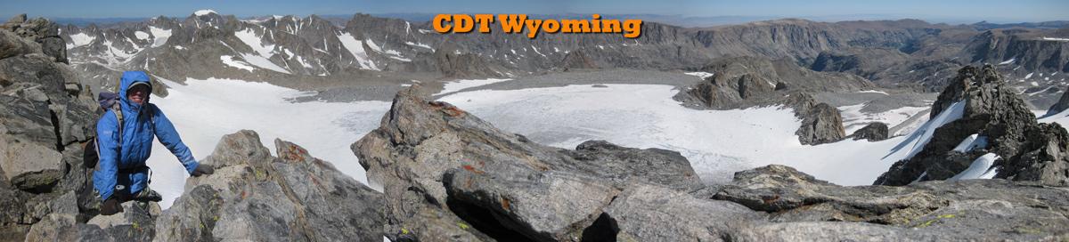 Wind Rivers, Wyoming