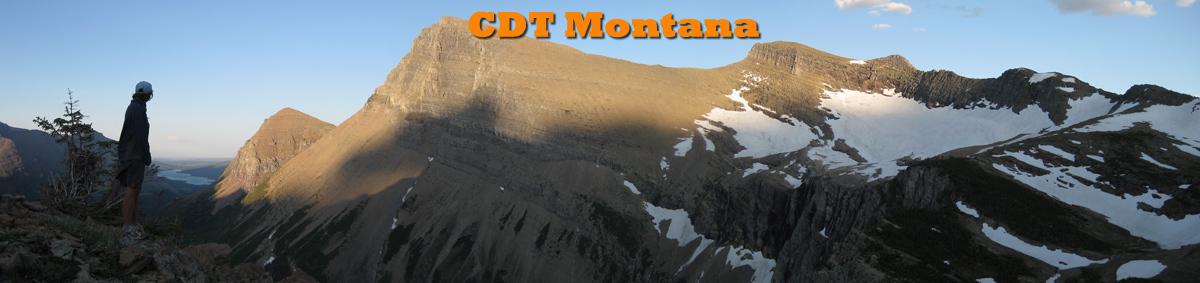 Highline Trail Glacier National Park, Montana