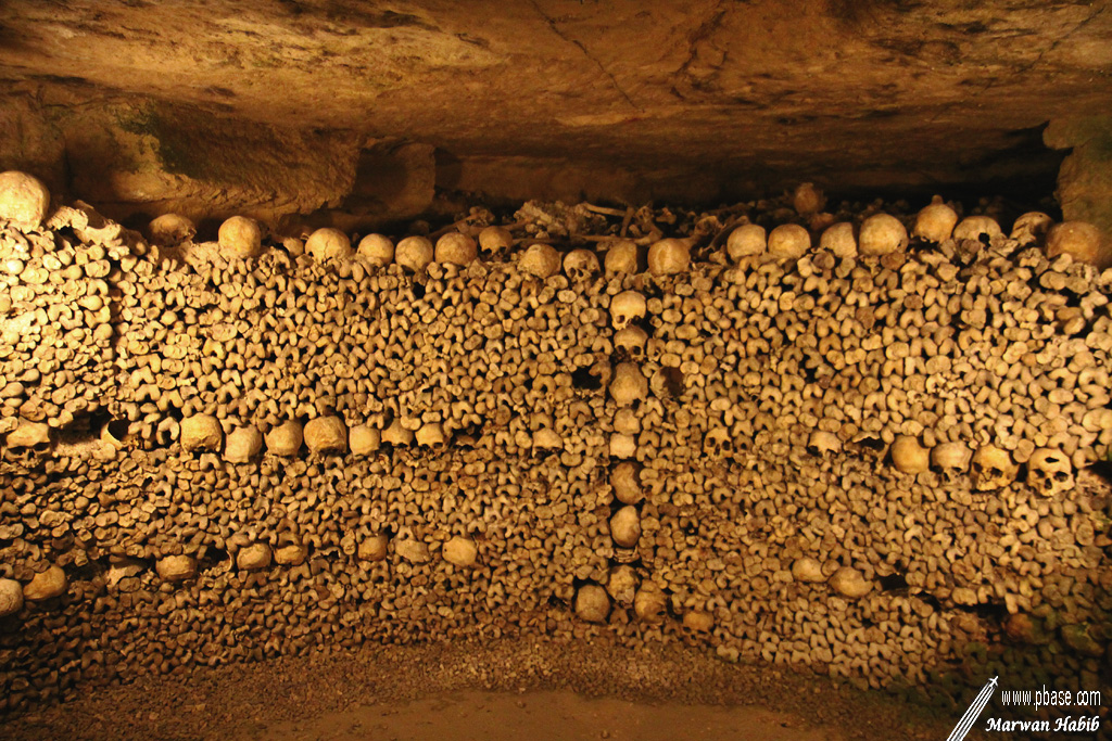 Paris - Catacombes