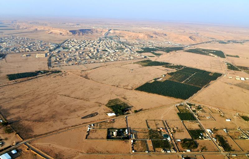 Village of Al Ghat, Riyadh Region, Saudi Arabia KSA 802