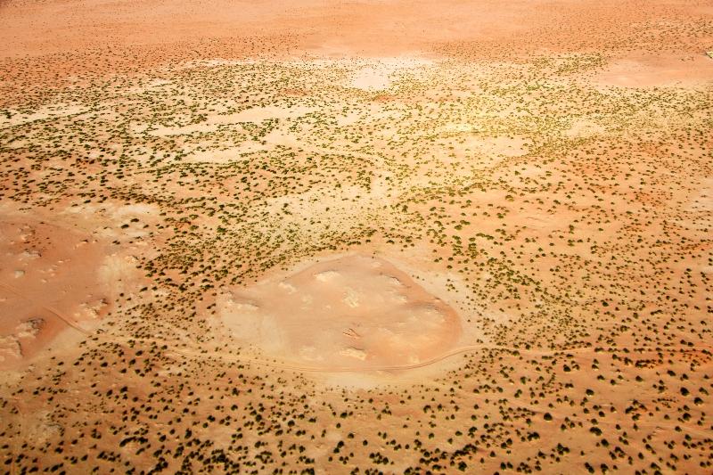 Dry Lake at Al Hufayyriah, Riyadh Region, Saudi Arabia 223