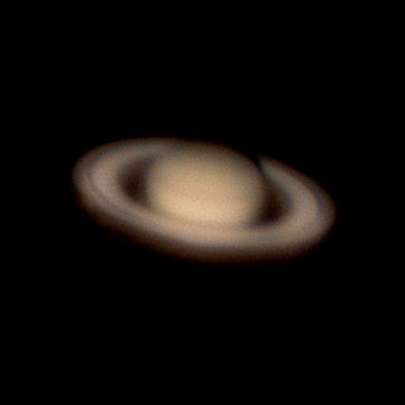 Saturn - 20200828 @ 0332 UT