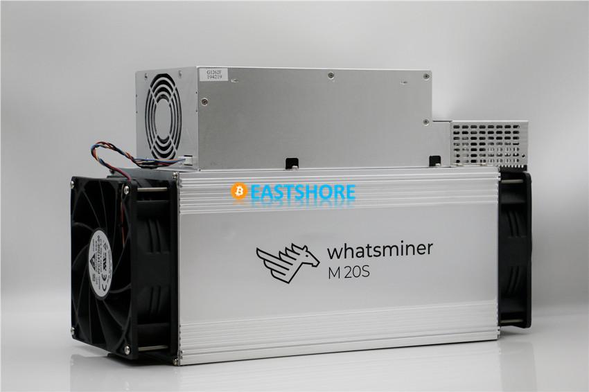 WhatsMiner M20S 68TH Bitcoin Miner IMG 02.JPG