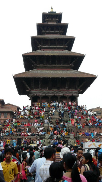 Aujourdhui cest le nouvel an népalais