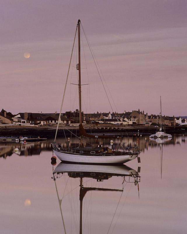 Moonrise Findhorn