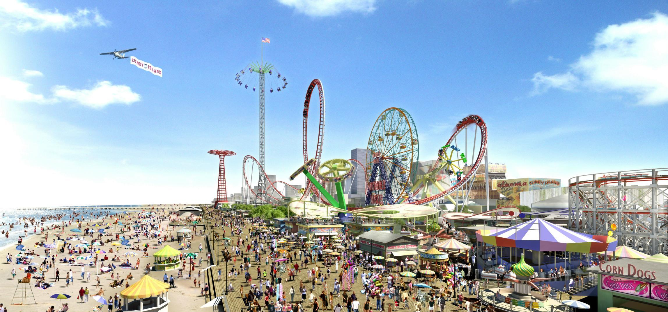 New York Coney Island Redevelopment Page 7