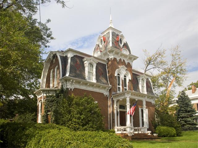 House On Broad Street, Salem