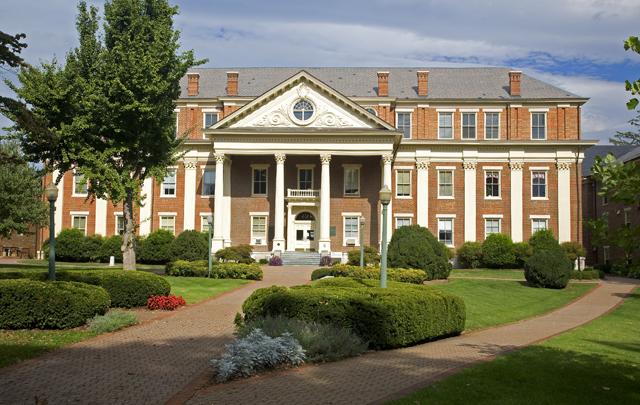 Roanoke College Administration Building-Salem