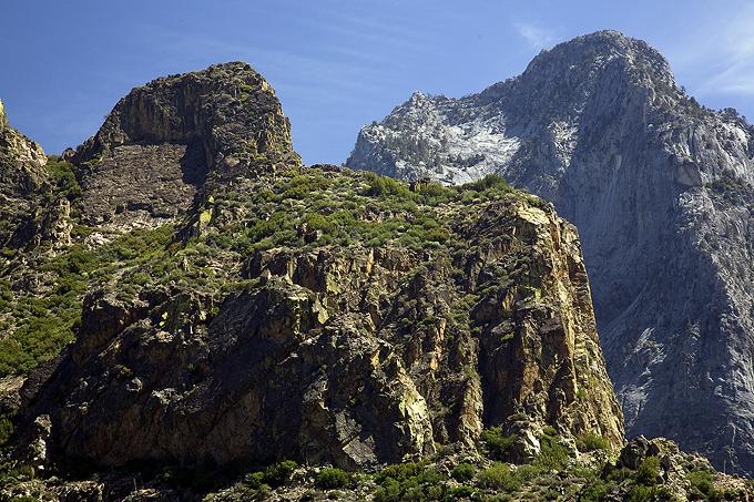 Kings Canyon Peaks