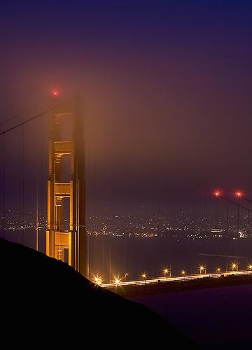 Night Fog