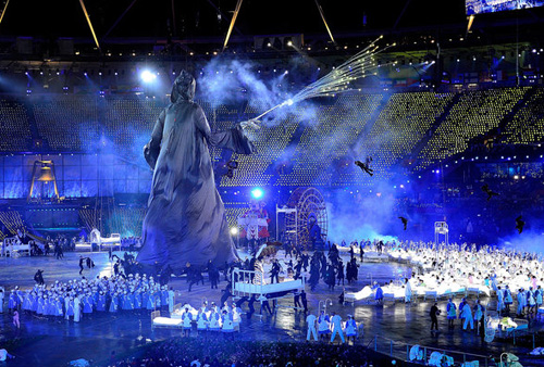 2012 Olympic Games Opening Ceremony - Occult Symbolism ...