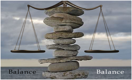 scales and balance