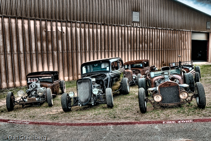 Rat Rod Gathering