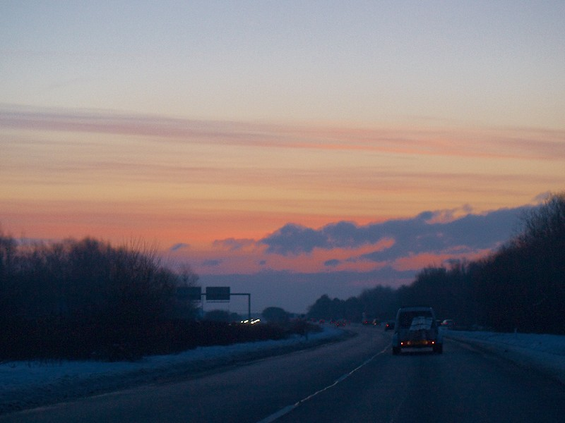 2010-02-02 Morning traffic
