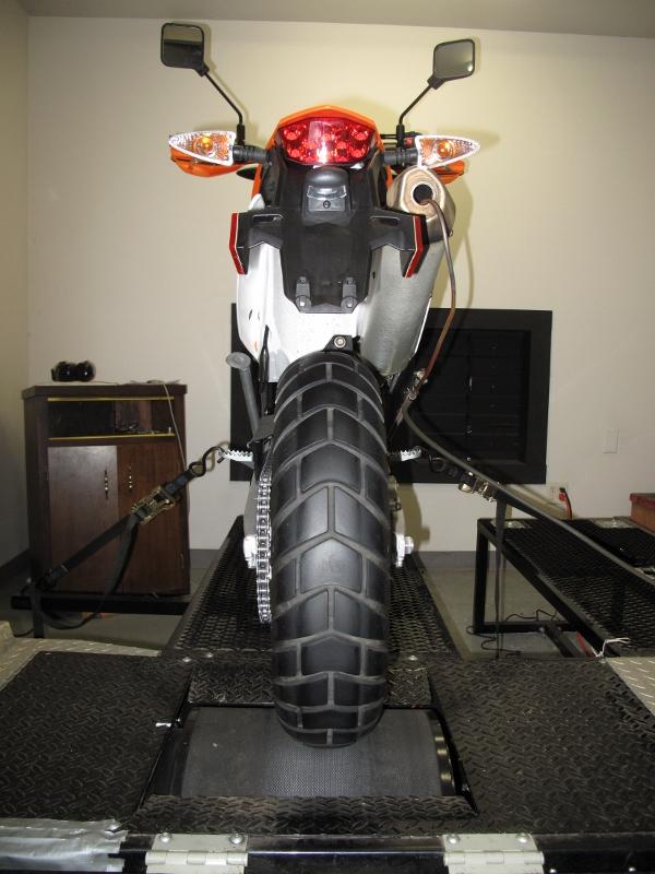 KTM 500EXC JDJetting EFI Tuning