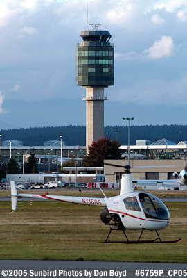 Matthew Spitzers Robinson R22 Beta N7188S airline aviation stock photo #6759P