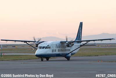 Pacific Coastal Shorts SD3-60-300 C-GPCN airline aviation stock photo #6767