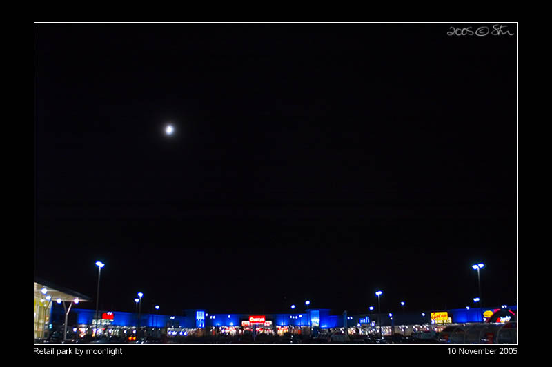 559. Shopping by moonlight