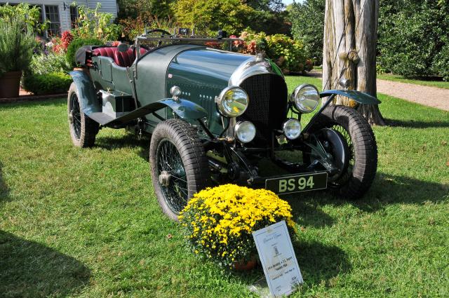 1924 Bentley 4.5 Litre Tourer by Vanden Plas, Pamela and Lee Wolff, Ohio