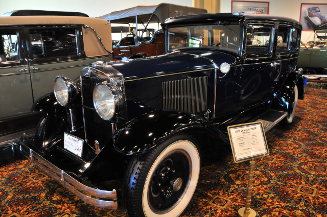 1929 Graham 827 Sedan by Briggs