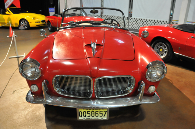 1958 Fiat 1200TV, owned by Walt Keith (5115)