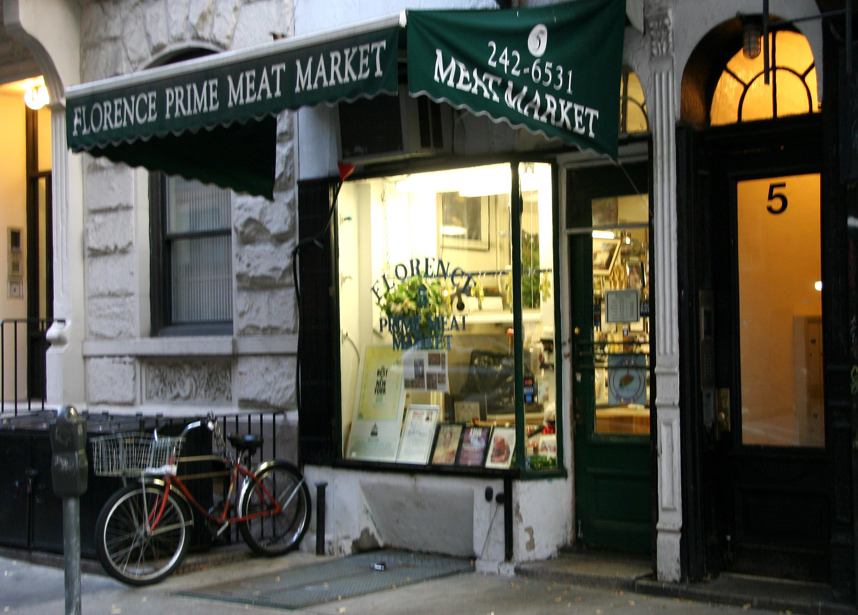 Florence Meat Market