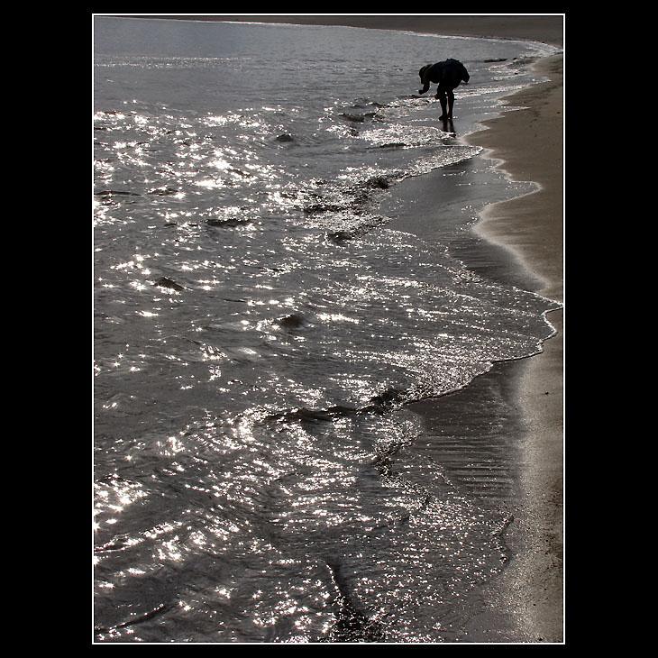 ... A Silver Shinning Sea ...