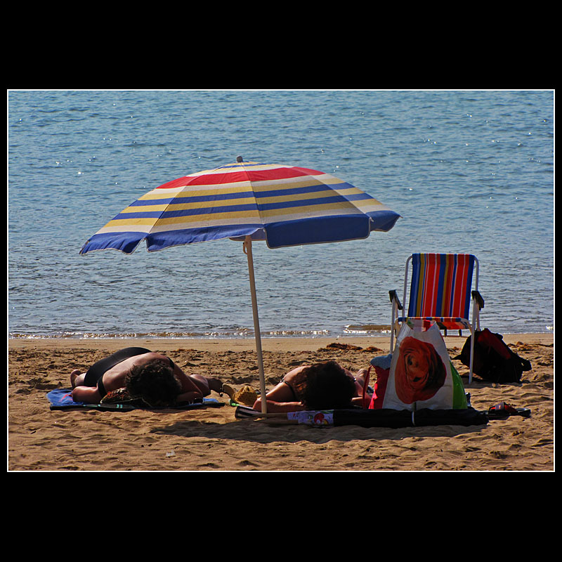 ... Time to catch some sun ...