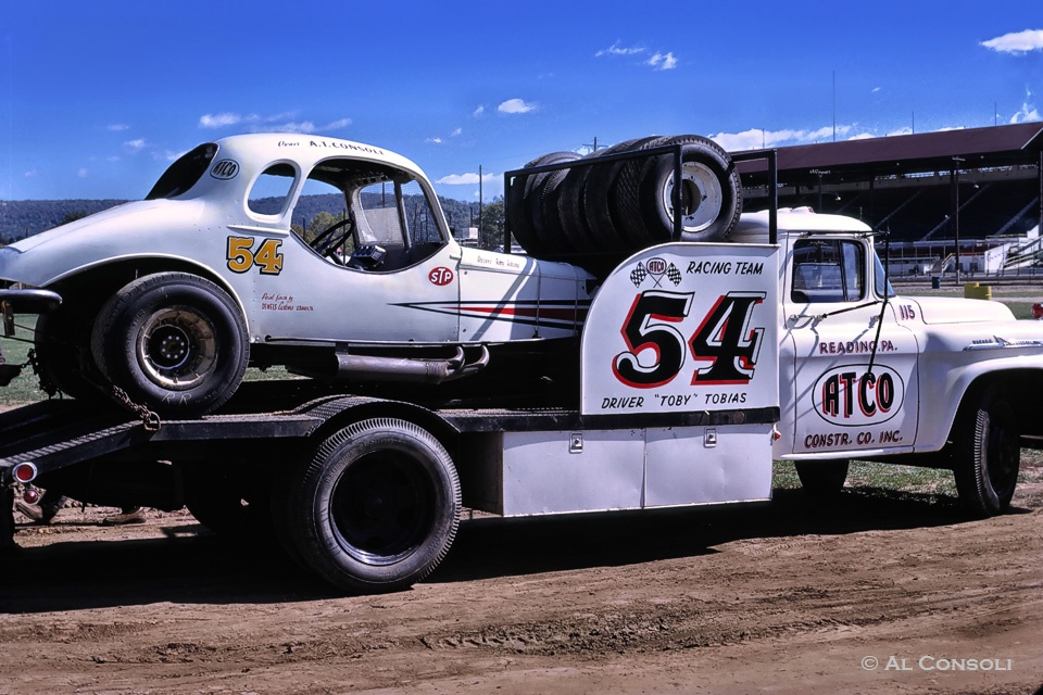 History - old race car haulers, any pictures? | The H.A.M.B.