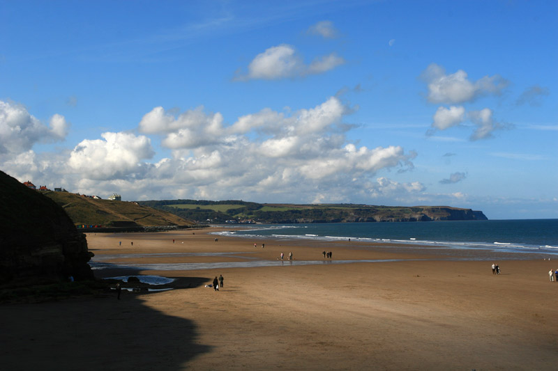 Beach at Whitby
