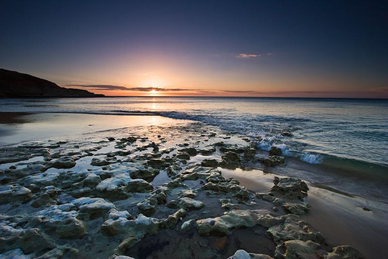 Australia Day Sunset