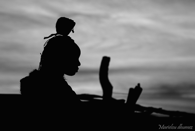 Himba lady