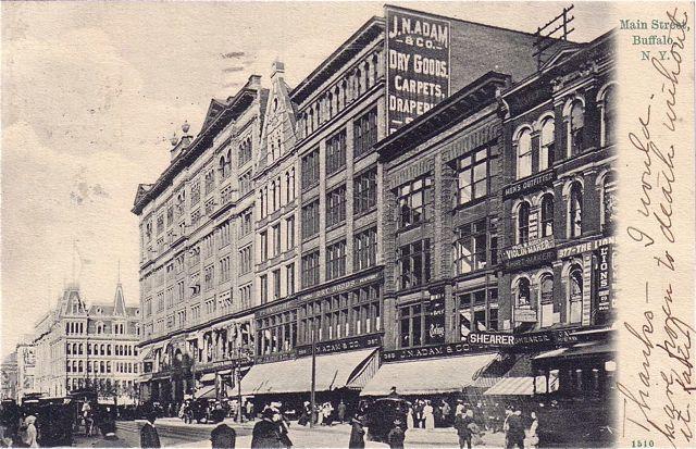 J. N. Adams Department Store