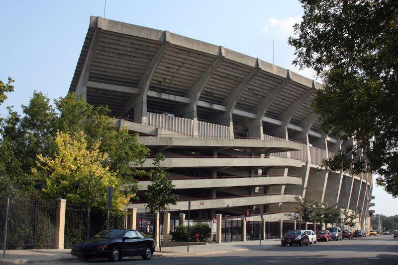 Camp Randall Stadium, University of Wisconsin, Madison