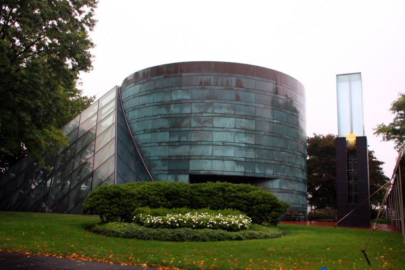 Harvard - modern, Boston