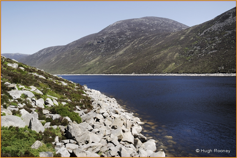 IRELAND - CO.DOWN - MOURNE MOUNTAINS - SILENT VALLEY