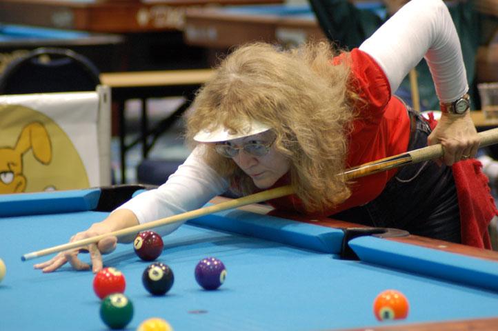 Barb Thompson 2nd Womens Teams
