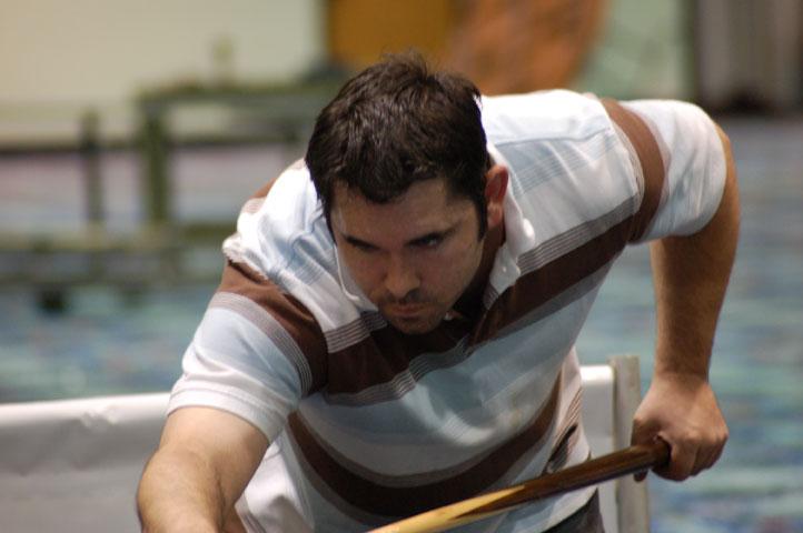 1st Mens Mixed - Anger Management: John Cassidy