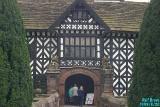Speke Hall entrance