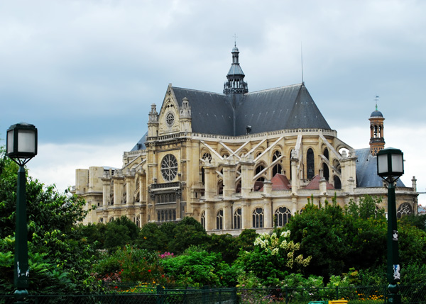 St Eustache Cathedral